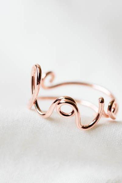 love spelling knuckle ring,adjustable ring,mid knuckle ring,bridesmaid gift,wedding gift,engagement gift,,anniversary gift,R170N