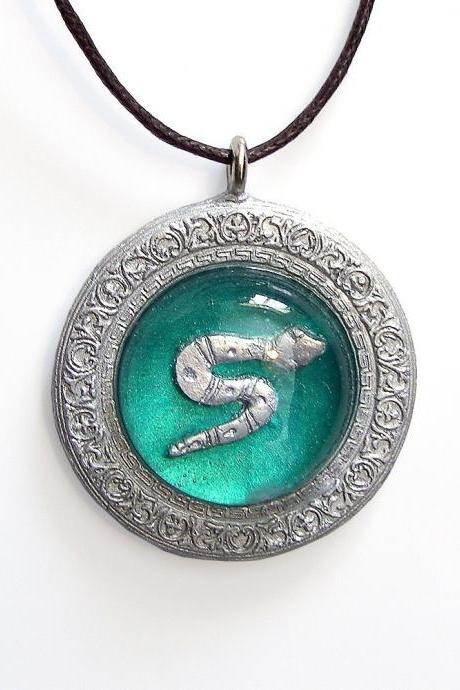 Nagini Snake Horcrux Necklace