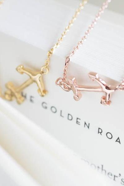 simple anchor necklace,anchor charm necklace,fashion necklace,trendy necklace,pendant necklace,necklace for girlfriend,unique necklace,N003K