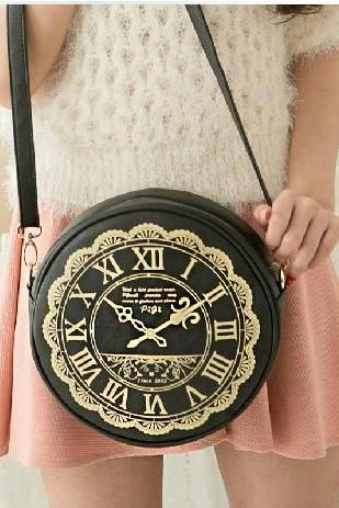 retro big bag fashion casual shoulder bag women laptop