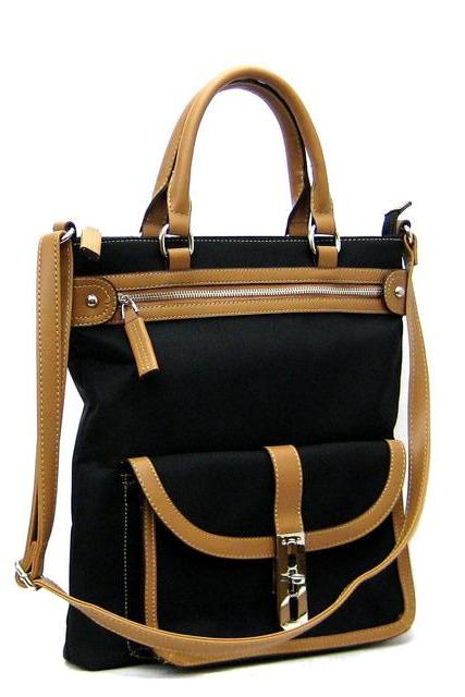 The Peyton Crossbody Satchel