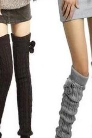 Long Kint Legging Leg warmer