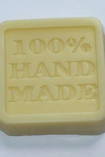 Homemade Natural Cocoa Butter Solid Lotion Bar - Choose Scent