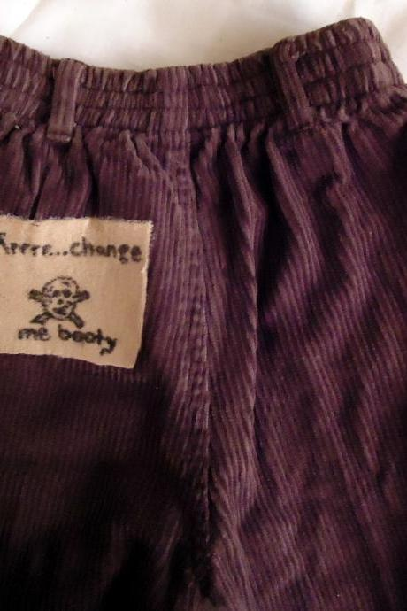 SPRING SALE CLEARANCE Funny Baby Pants Pirate Theme