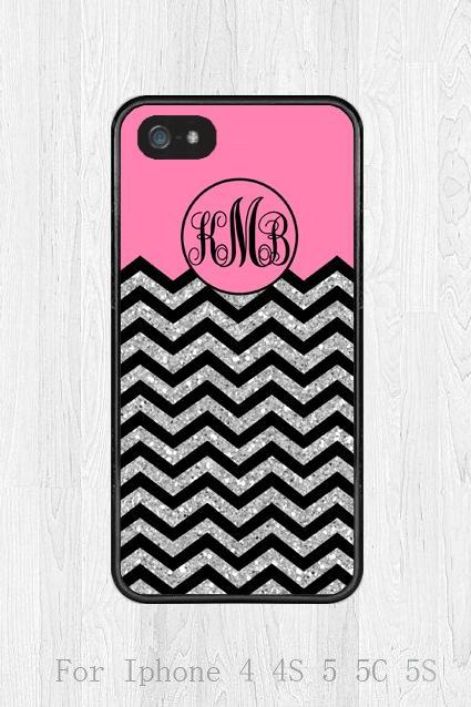 monogrammed iphone 5 case, cover skin case, iphone 4 4s case, iphone 5s case, chevron iphone 5c cover, iphone 5c case