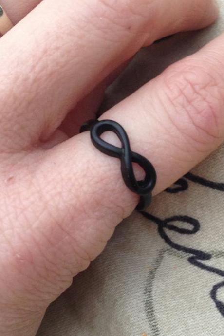 Back Infinity Ring