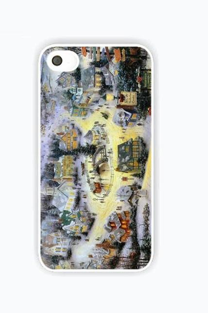 Winter Christmas - Iphone 5/5s Case