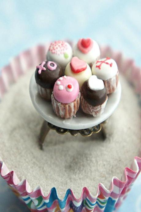 valentine's day cupcakes ring