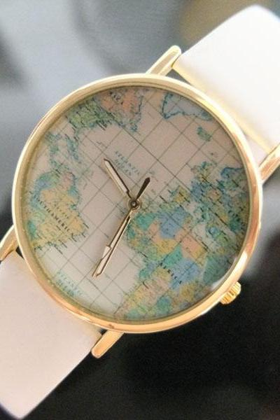 World Map watches #i781320