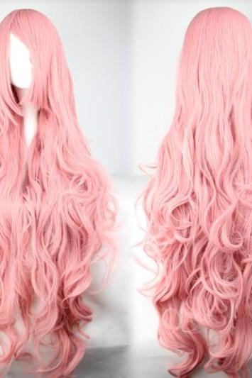 Gradient Curly Long Cosplay Lolita Wig