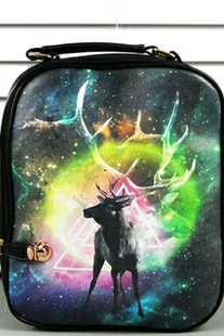 Shiny Deek In The Sky Backpack Bag
