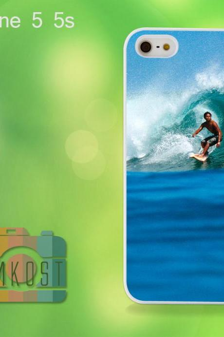 BALI SURFING IPhone Case 4 4S, IPhone 5 5S 5C