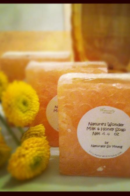 Milk & Honey Soaps
