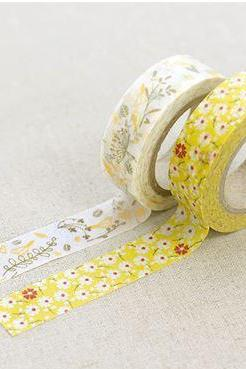 "Masking adhesive tape decorative tape - Sarah 0.59""X11yd"