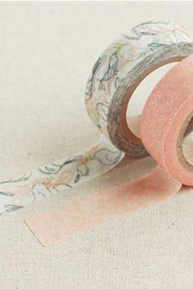 Masking Adhesive Tape Decorative Tape - Murmur