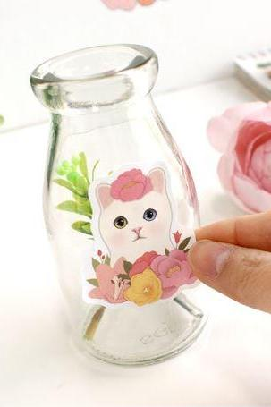 Cute & Sweet Cats Decoration Sticker
