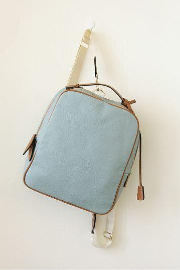Lovely Pastel Colored Backpack