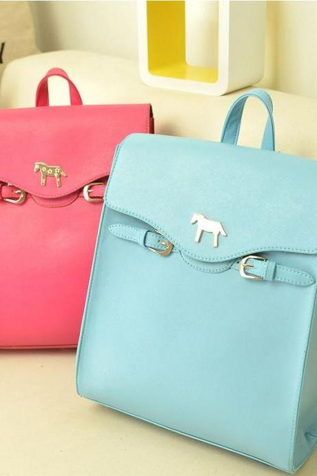 Dalahorse Point Pastel Colored Backpack