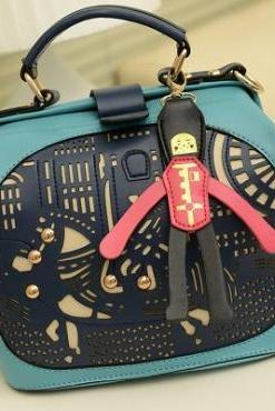 Cute Vintage London Design Fashion Hand Bag