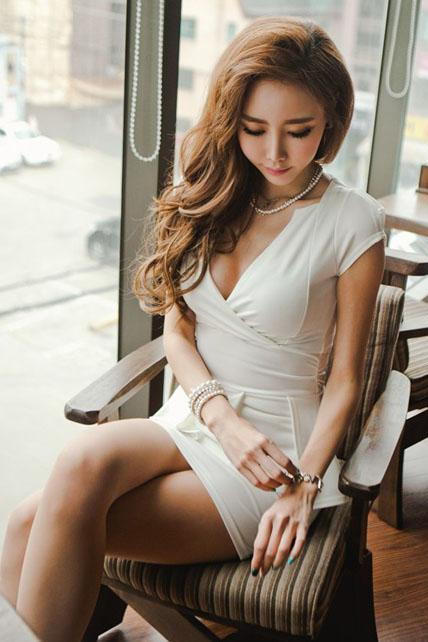 Work Essential Cap Sleeve Cotton Peplum Dress - White