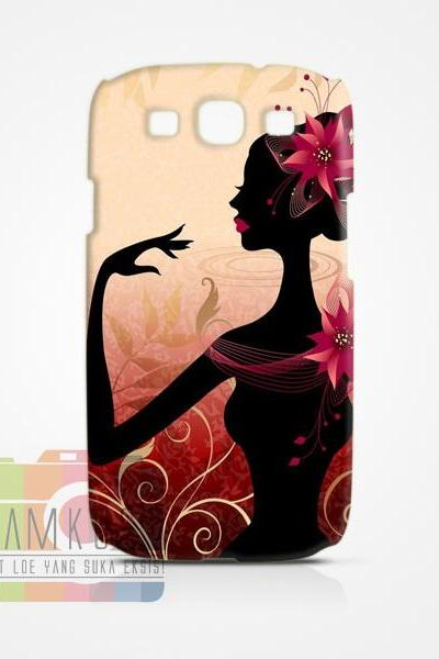 batik dancer 3D Samsung S4