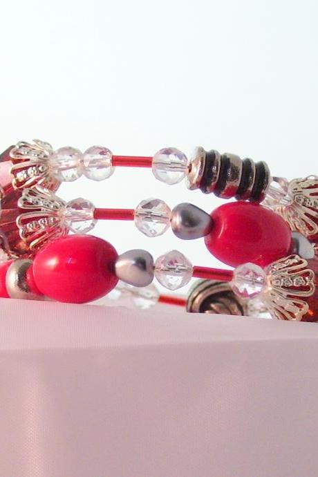 Bracelet, Red Executive