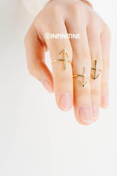 Hammered arrow ring,arrow ring,Jewelry,Ring,Metal, forefinger,Hammered ring,vague,arrow ring,rune symbol,statement ring,bridesmaid ring,unisex,arrow jewelry,thin hammered arrow,knuckle ring,pinky,midi rings, RN2316