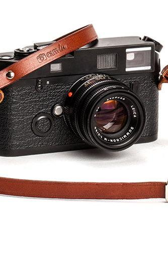 Quality Leather Camera strap DSLR Camera Strap Handmade Leather Camera Strap--six color