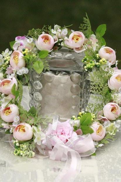 Charming Hot In Stock Rose Camell Silk Flower Pearl Ribbon Bridesmaid Brida Corolla Wreath Photo Wedding Favors Tiaras Hair Accessories