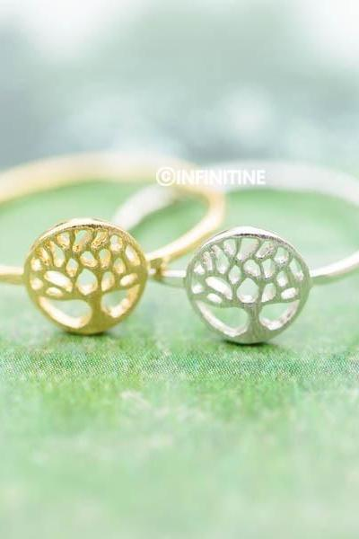 Tree of life ring,Jewelry,Ring, branch rings,tree of life jewelry,branch jewelry,botanical jewelry,tree rings,sterling tree rings,branch ring tree,autumn,fall,tree jewelry,leaves,engraved tree ring,Oak Tree,RN2311