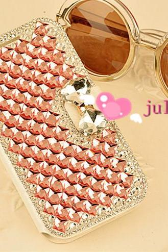 luxury bling bling case simple classy case iphone 4/4s/5/5s/5c,samsung s3/s4 case, samsung note 2/note 3 case