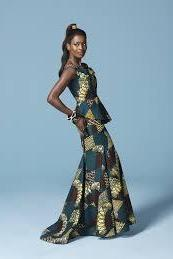 05 - Worldwide Free Shipping - Gorgeous Cotton African Dashiki Dress