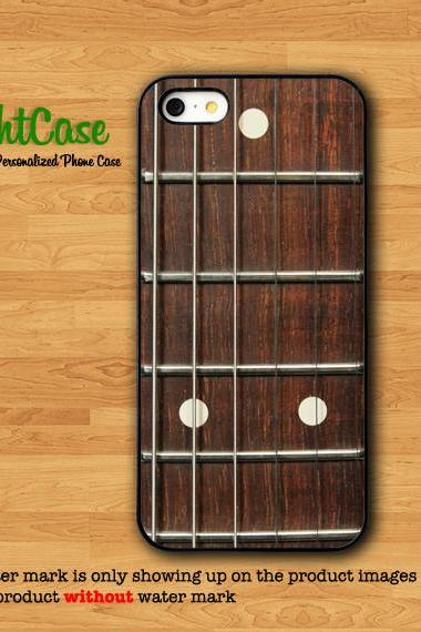 ACOUSTIC GUITAR FRETS IPhone 5 Case Wood Style iPhone Case iPhone 5S Case iPhone 4 Case Samsung Galaxy S4 S3 Cover iPhone 5c iPhone 4s Cover