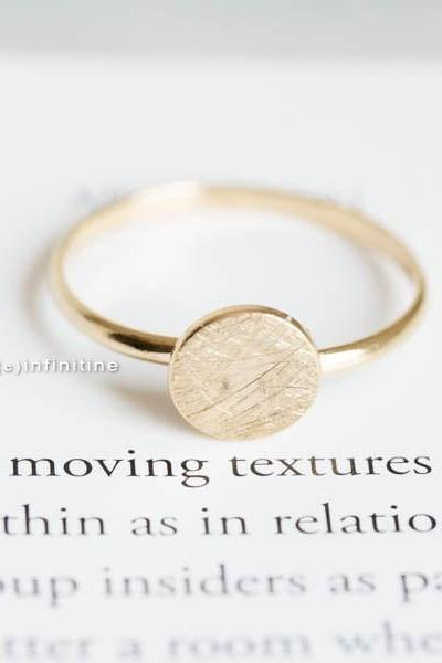 Gold round rings,unique rings,adjustable rings,knuckle ring,stretch rings,men ring,cool rings,couple rings,antique ring,vintage style rings,R054N