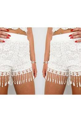 Lace Shorts MY0074FY