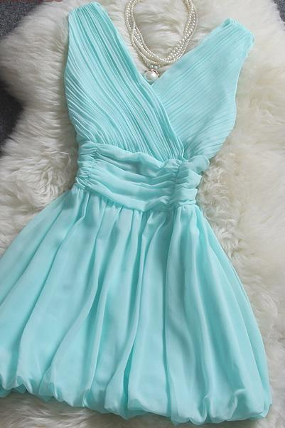 Sexy chiffon dress ED62630