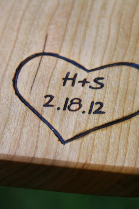 Cutting Board Personalized Engravings - Unique Wedding Gifts - Wood Anniversary Gifts - Personalized Kitchen- Hand Engraved Gifts