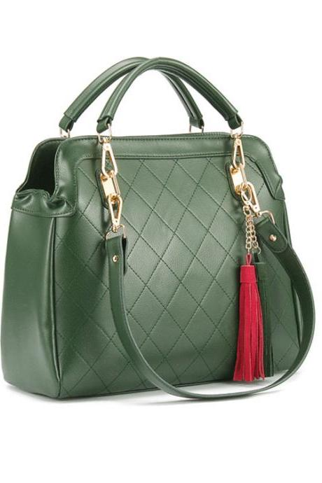 New Tassel Casual Handbag