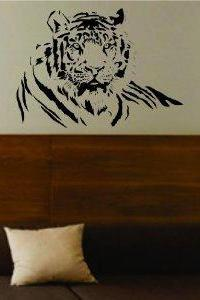 Tiger Version 102 Decal Sticker Wall