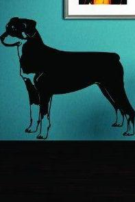 Dog Version 106 Decal Sticker Wall
