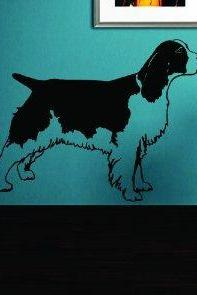 Dog Version 104 Decal Sticker Wall