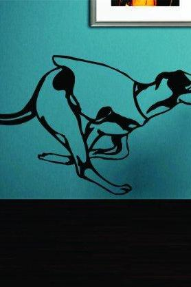 Dog Version 102 Decal Sticker Wall