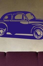 Volkswagen Bug Version 103 Wall Decal Sticker