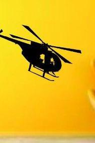 Helicopter Version 102 Decal Sticker Wall Decal Ar