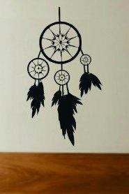 Dreamcatcher Dream Catcher Decal Sticker Wall