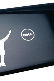 Skateboarder Vinyl Decal Sticker Art Graphic Sticker Laptop Car Window