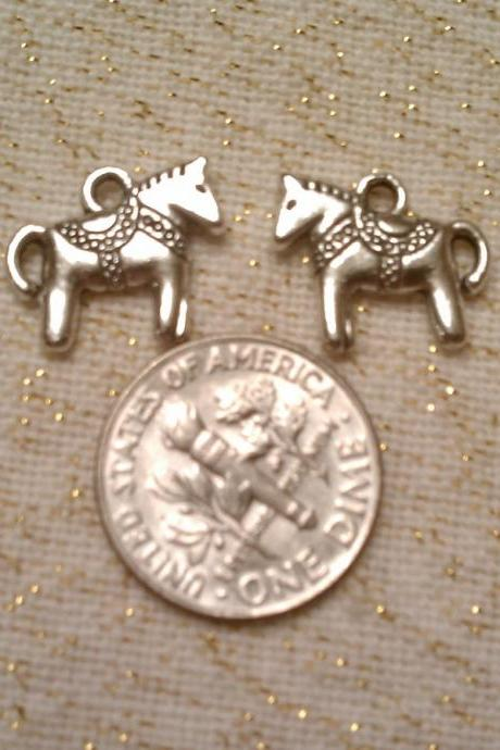 Teeny-Tiny Horse Charms (12)