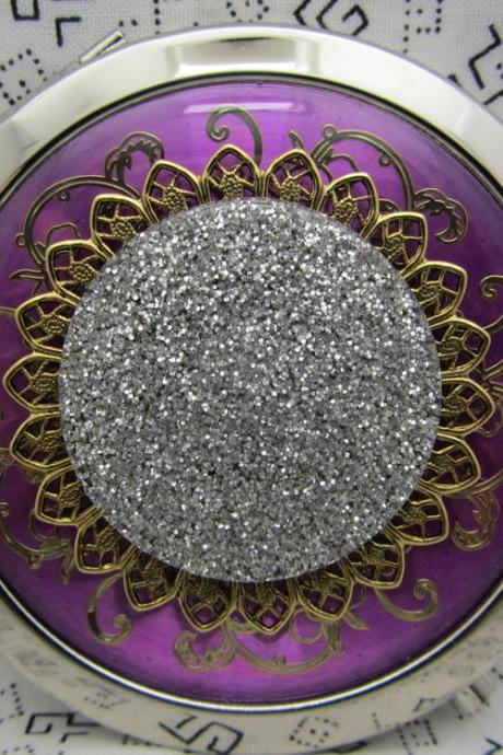 Compact Mirror All That Glitters