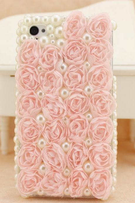 Lace case pearl case iphone 4 case iphone 4s case iphone 5 case iphone 5s case
