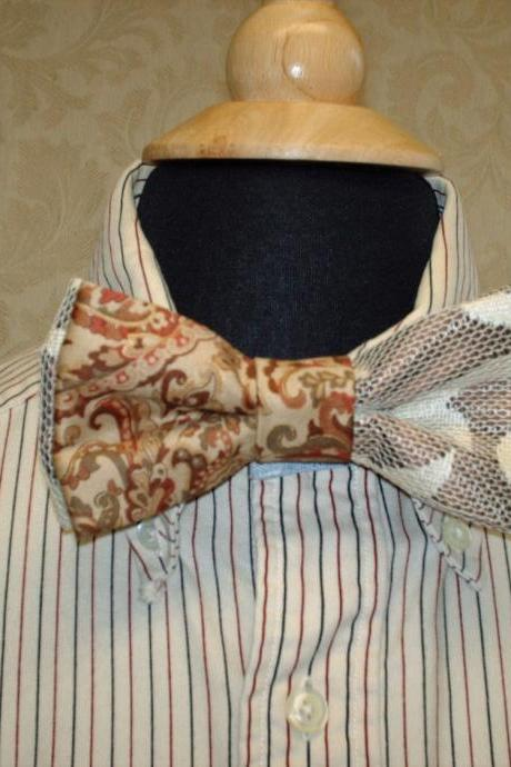 Custom Order for Chynele / Wedding Bow Ties For Groom Groomsmen And Toddler